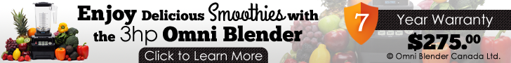 Omni Blender Pro Light Banner 728x90